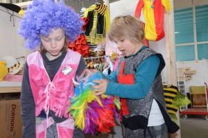 Carnaval - Voorpagina tj